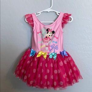 Leotard tutu dress Minnie